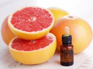 Grapefruit essential oil. Image: www.jujuaroma.com